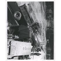 1957 Press Photo Montgomery Dam - RRX93459