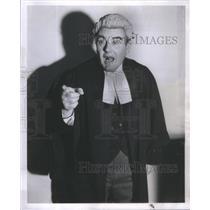 1950 Press Photo Geoffrey Lumb Actor- RSA98589
