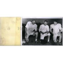 1968 Press Photo En Lindbeck, Ron Saey & Jim Roginski. - RRX43009