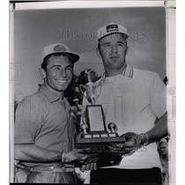 1959 Press Photo Eddie Kasko, Winner of Golf tournament - RRW73257