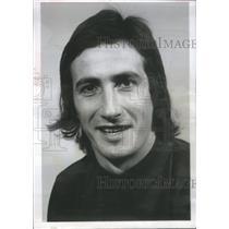 1975 Press Photo Dave Gillett Seattle Souders - RSC26199