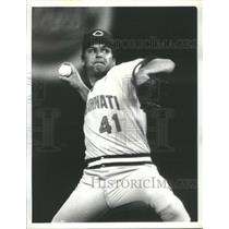 1979 Press Photo Cincinnati Reds Pitcher Tom Seaver - RSC29147