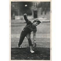 1981 Press Photo Roberto Clemente High baseball team - RRW38107