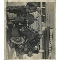 1947 Press Photo New Street Sweeper For City Of Aurora - RRX93057