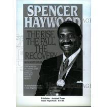 Spencer Haywood American Basketball Player - RRX39015