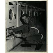 1960 Press Photo Ski Instructor Daid Farney