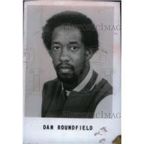 Press Photo Dan Roundfield Basketball NBA All Star Team - RRX38883