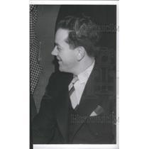 1936 Press Photo Eddie Shipstad Skater - RSC26127