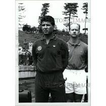 1990 Press Photo U.S. World Cup Team - RRW82241