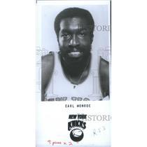 1979 Press Photo Vernon Earl Monroe professional basketball New York Knicks