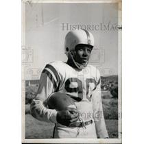 1955 Press Photo Frank Gupton Trinidad High Halfback - RRW80213