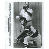 1978 Press Photo Dodger scout Henley prospect Giacomo - RRW51153