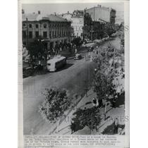1941 Press Photo Rostov River Don German Drive Russian - RRX70017