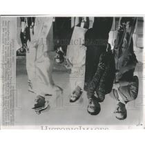 1960 Press Photo Crown Prince Akihiti Princess Michiko - RRX84979