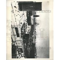 1939 Press Photo Finland Capital under a mantle of Snow - RRX95551