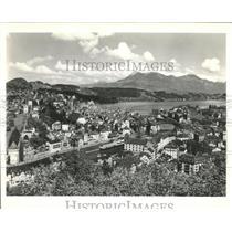Press Photo Lucern Switzerland - RRX86593