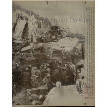 1977 Press Photo San Andres Barca Train Crash Site - RRX70809