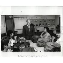 1989 Press Photo Toransuke Takeshita Governer of japans - RRW02423