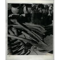 1959 Press Photo Cuzco Peru Marketplace - RRX35467