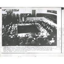 1955 Press Photo Summit Conference in Geneva - RRX84255
