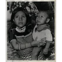 1966 Press Photo Atlantic coast of Panama - RRX65071