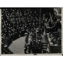 1934 Press Photo Chamber Deputies Premier Daladier - RRX78131