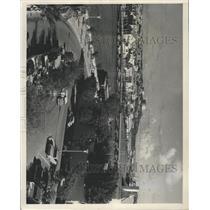 1963 Press Photo Busy Dutch harbor on the Spanish Main - RRX89925