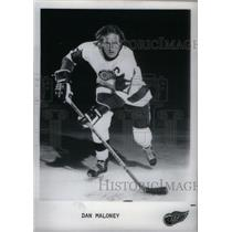 Press Photo Detroit Red Wings Dan Maloney - RRX39315