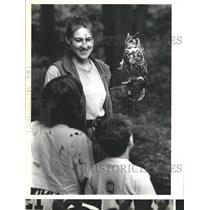 1980 Press Photo North Park High School Basketball - RRW51435