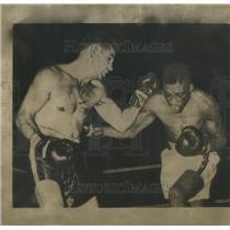 1958 Press Photo Randy Sandy and Ernie Durando - RSC35269