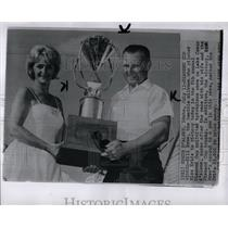 1965 Press Photo Miss Exide Bill Brow Diamond Cup race - RRW00413