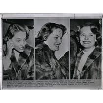 1960 Press Photo Carol Heiss Figure Skating Olympics - RRW77189