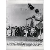 1960 Press Photo Los Angeles Golf Tourney Eric Monti - RRW73241