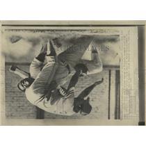 1971 Press Photo Baseball Pan American Games - RRW54619