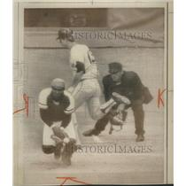 1971 Press Photo Pittsburg Pirates Second Baseman Dave Cash National Leagues