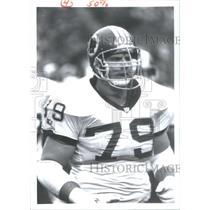 Press PhotoJames Michael Lachey San Diego Chargers Washington Redskins Football