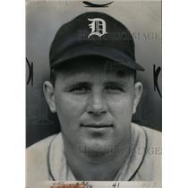 1948 Press Photo Pitcher Detroit Baseball Truck Right - RRW74333