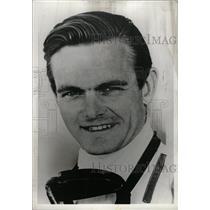 1969 Press Photo Peter Revson Race Driver Formula One - RRW74207