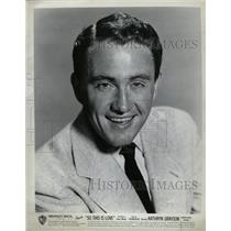 "1953 Press Photo ""So This is Love"" - RRW19337"