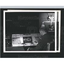 1969 Press Photo Air Defense Commands Center Operations - RRX98911