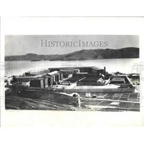 1935 Press Photo SAN QUENTIN PENITENTIARY - RRX99851