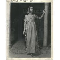 1933 Press Photo Eva Le Gallienne Romeo Juliet- RSA99909