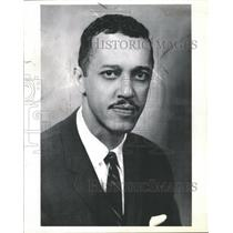 1969 Press Photo Leader Dr. Channing E. Phillips - RRW29495