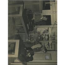 Press Photo Wirephoto Equipment Room - RRX92789