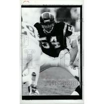 1990 Press Photo Billy Ray Smith - San Diego Chargers - RRW80659