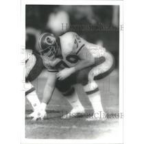 Press Photo Washington Redskins Football Player - RSC26159