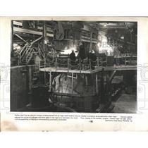 1964 Press Photo Molten Steel Electric Furnace - RRX85635