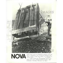 1979 Press Photo Manganese Ore - RRW46907