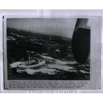 1962 Press Photo Storms at Sea - RRX54223