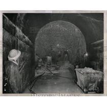 1962 Press Photo Chicago Wilson Avenue Water Tunnel - RRW66685